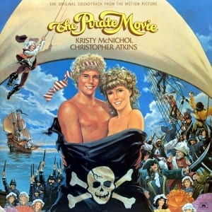 The Pirate Movie - Original Soundtrack (1982) CD 7