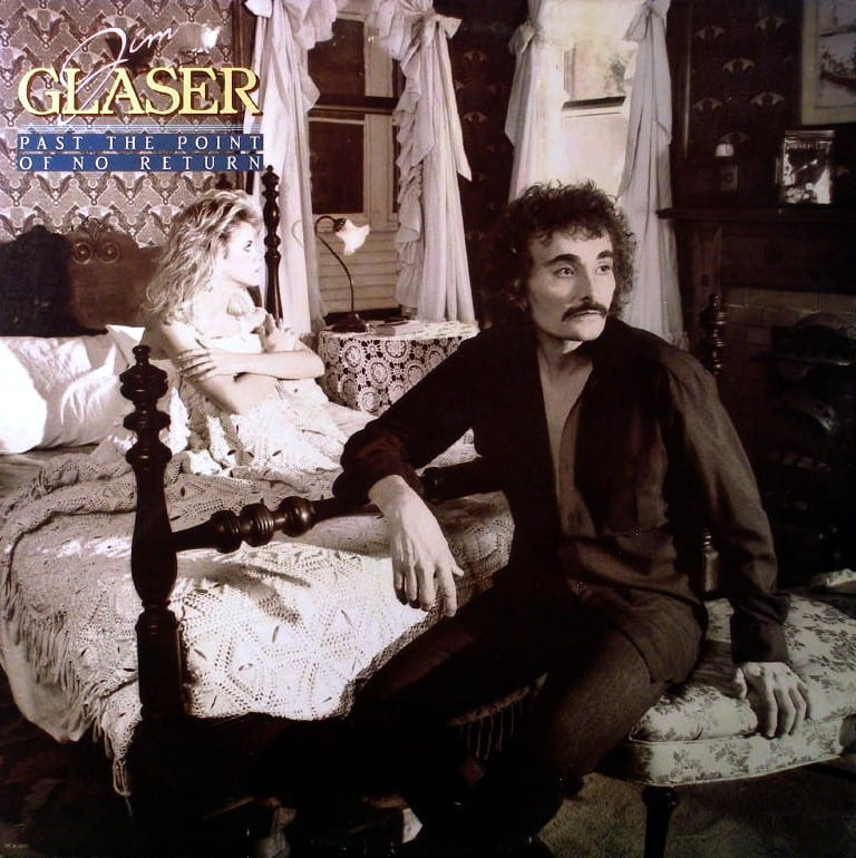 Jim Glaser - Everybody Knows I'm Yours (1985) CD 9