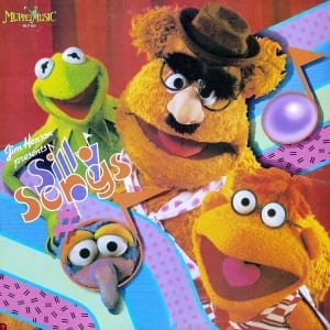 The Muppets - Jim Henson Presents: Silly Songs (1984) CD 9