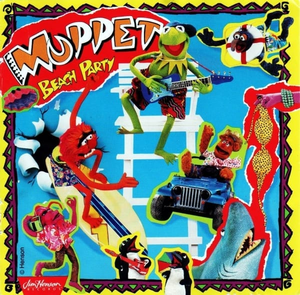 The Muppets - Muppet Beach Party - Original Soundtrack (1993) CD 1