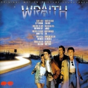 The Wraith - Original Soundtrack (EXPANDED EDITION) (1986) CD 6