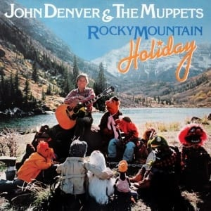 John Denver & The Muppets - Rocky Mountain Holiday Original Soundtrack (EXPANDED EDITION) (1982) CD 8