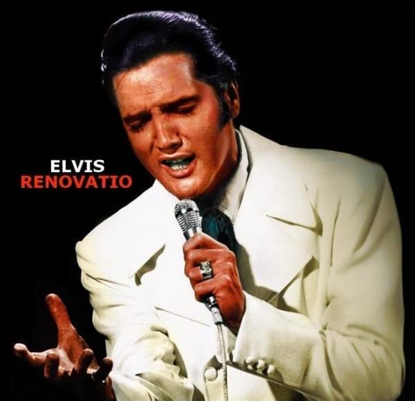 Elvis Presley - Renovatio (2010) CD 1