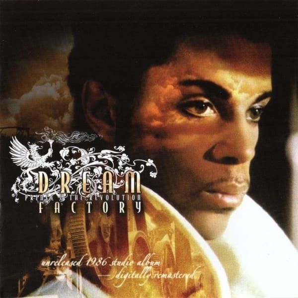 Prince - Dream Factory (UNRELEASED 1986 STUDIO ALBUM) (2003) CD 1