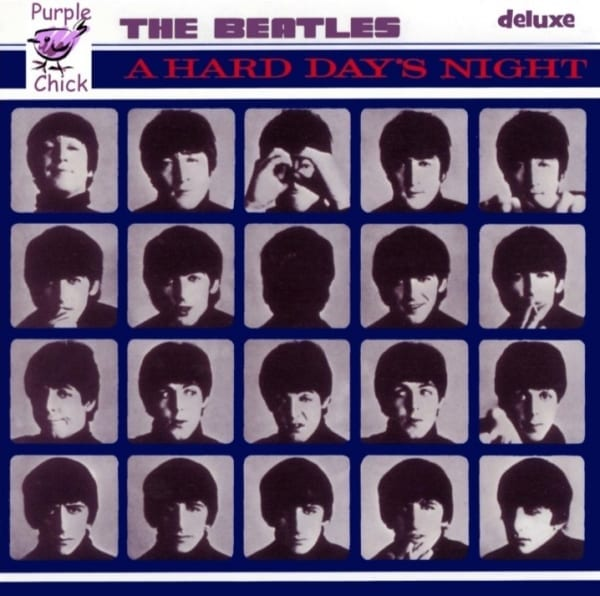 The Beatles - A Hard Day's Night Deluxe Edition (Purple Chick) (1964) 3 CD SET 1