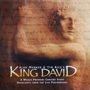 Alan Menken & Tim Rice's King David - Original Broadway Cast Soundtrack (1997) CD 14