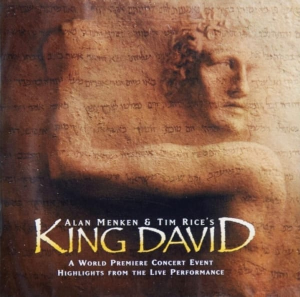 Alan Menken & Tim Rice's King David - Original Broadway Cast Soundtrack (1997) CD 1