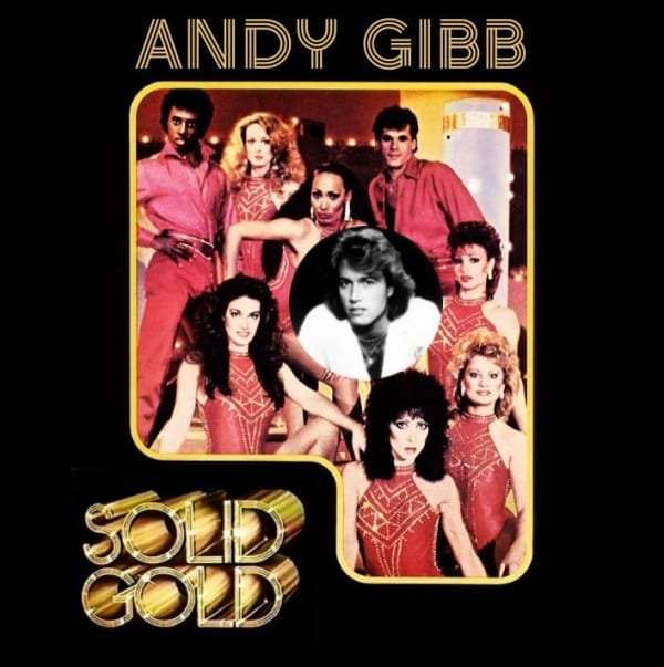 Andy Gibb - Solid Gold (LIVE PERFORMANCES) (2020) CD 1