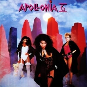 Apollonia 6 - Apollonia 6 (EXPANDED EDITION) (1984) CD 29