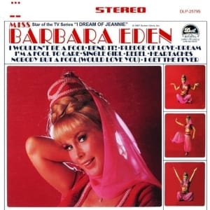 Barbara Eden - Miss Barbara Eden (EXPANDED EDITION) (1967) CD 2