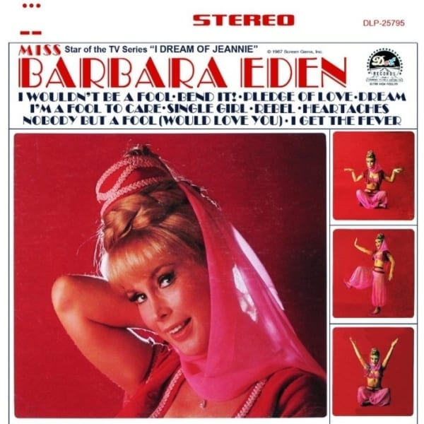 Barbara Eden - Miss Barbara Eden (EXPANDED EDITION) (1967) CD 1