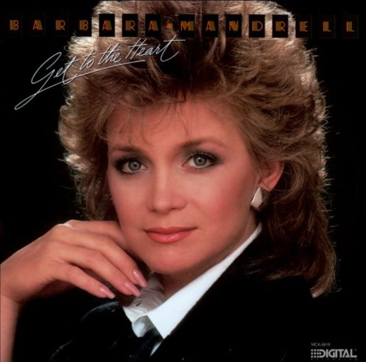 Barbara Mandrell - Spun Gold (1983) CD 9