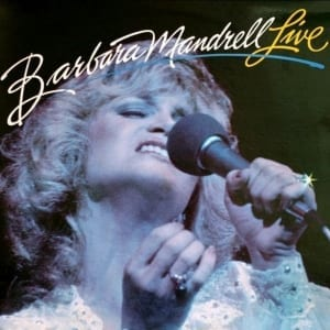Barbara Mandrell - Live (1981) CD 7