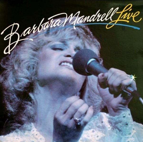 Barbara Mandrell - Live (1981) CD 1