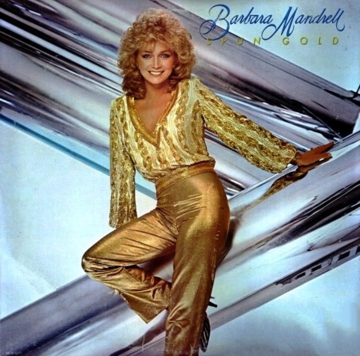Barbara Mandrell - Get To The Heart (1985) CD 8