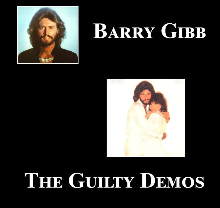 Barry Gibb - Eyes That See In The Dark (MASTER DEMOS) (EXPANDED EDITION) (1982) CD 8