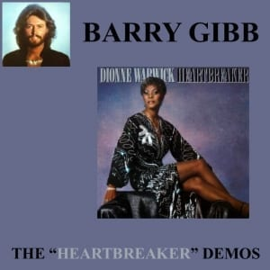 """Barry Gibb - The """"Heartbreaker"""" Demos (EXPANDED EDITION) (1982) CD 16"""