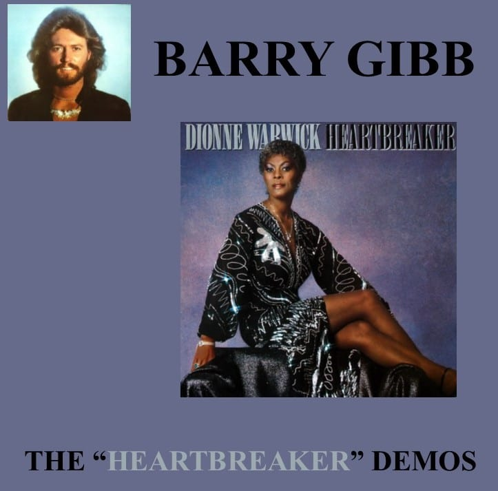 Barry Gibb - Eyes That See In The Dark (MASTER DEMOS) (EXPANDED EDITION) (1982) CD 9