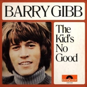 Barry Gibb - The Kid's No Good (UNRELEASED) (EXPANDED EDITION) (1970) CD 5