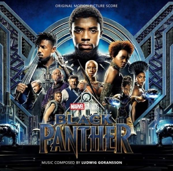 Black Panther - Original Score (2018) 2 CD SET 1