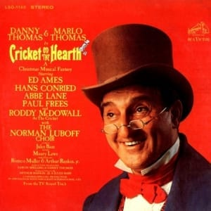Cricket On The Hearth (Danny Thomas and Marlo Thomas) - Original Soundtrack (1967) CD 4