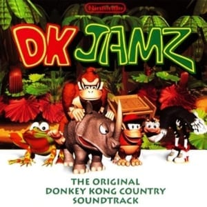 DK Jamz - The Original Donkey Kong Country Soundtrack (1995) CD 18