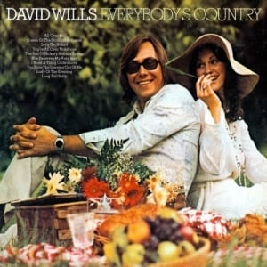 David Wills - Everybody's Country (1975) CD 4