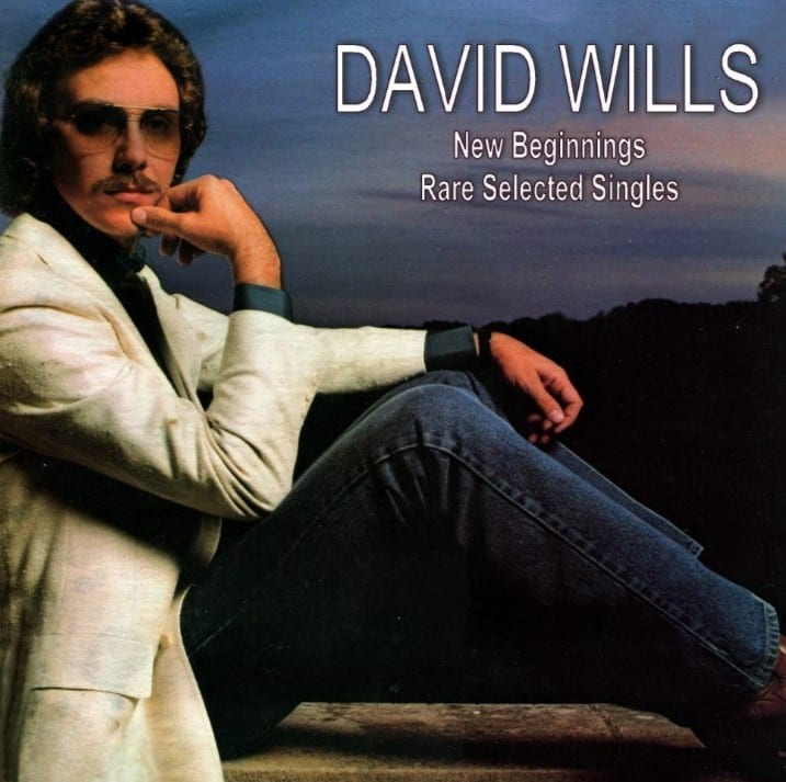 David Wills - Singles Only (2020) CD 8