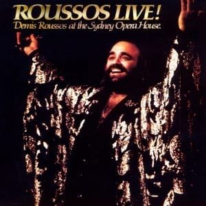 Demis Roussos - Roussos Live! Demis Roussos At The Sydney Opera House (BONUS TRACK) (1980) CD 7