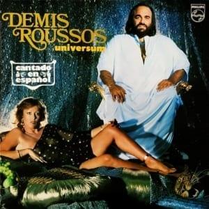 Demis Roussos - Universum (Cantado En Español) (EXPANDED EDITION) (1979) CD 5