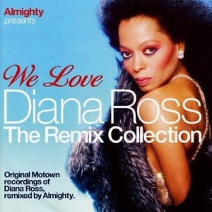 Diana Ross - Almighty Presents: We Love Diana Ross (The Remix Collection) (2009) 3 CD SET 7