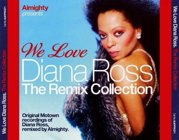 Diana Ross - Almighty Presents: We Love Diana Ross (The Remix Collection) (2009) 3 CD SET 1