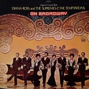 Diana Ross And The Supremes & The Temptations - On Broadway (1969) CD 6
