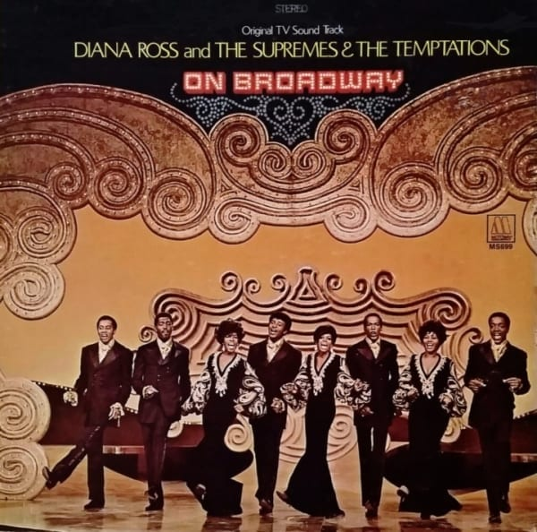Diana Ross And The Supremes & The Temptations - On Broadway (1969) CD 1