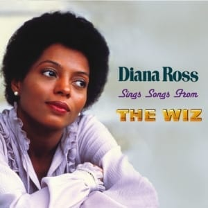 Diana Ross - Diana Ross Sings Songs From The Wiz (1979) CD 10
