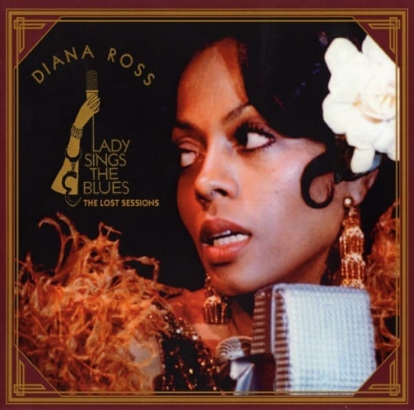 Diana Ross - Lady Sings The Blues: The Lost Sessions (1972 / 2017) CD 1