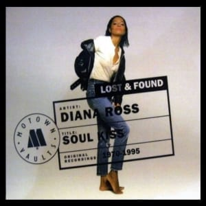 Diana Ross - Soul Kiss Motown Lost & Found (1970-1995) (2017) CD 17