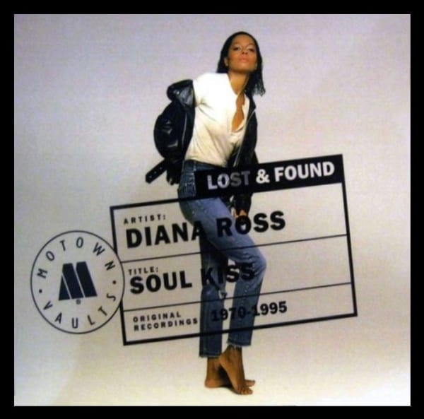 Diana Ross - Soul Kiss Motown Lost & Found (1970-1995) (2017) CD 1