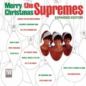 Diana Ross & The Supremes - Merry Christmas (EXPANDED EDITION) (2015) 2 CD SET 3