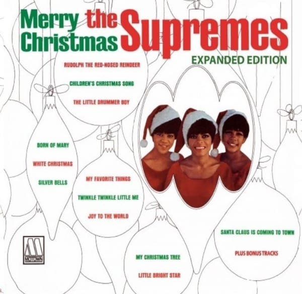 Diana Ross & The Supremes - Merry Christmas (EXPANDED EDITION) (2015) 2 CD SET 1