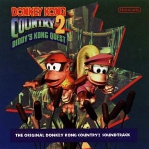 Donkey Kong Country2: Diddy's Kong Quest - The Original Donkey Kong Country2 Soundtrack (1995) CD 24