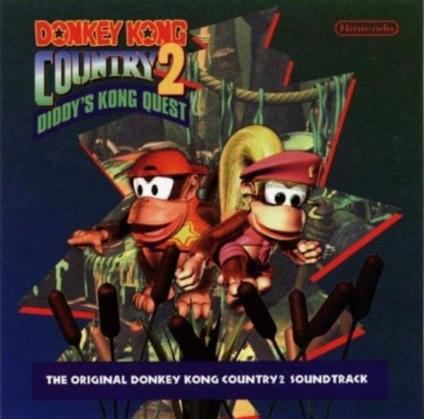 Donkey Kong Country2: Diddy's Kong Quest - The Original Donkey Kong Country2 Soundtrack (1995) CD 1