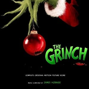 Dr. Seuss' How The Grinch Stole Christmas - Complete Original Motion Picture Score (EXPANDED EDITION) (2007) CD 26