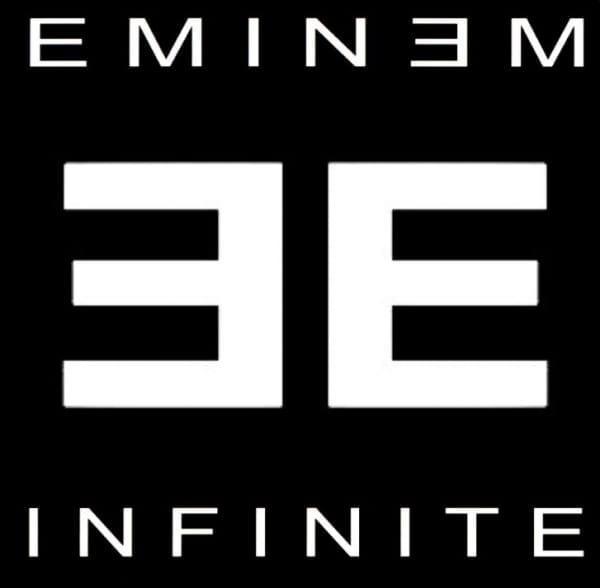 EMINEM - Infinite (Europe Reissue) (1996) CD 1