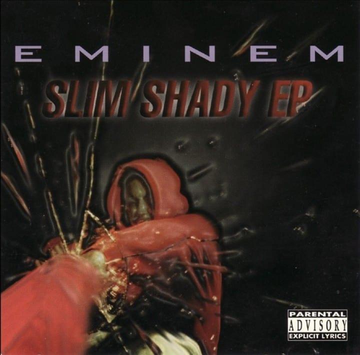 EMINEM - Infinite (Europe Reissue) (1996) CD 10