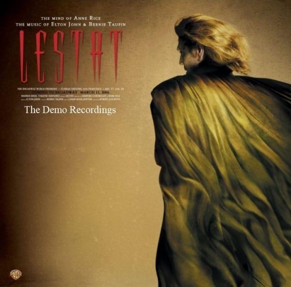 Elton John - Lestat The Demo Recordings (1995) 2 CD SET 1