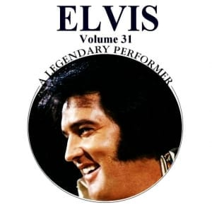 Elvis Presley - A Legendary Performer, Vol. 31 (2014) CD 43
