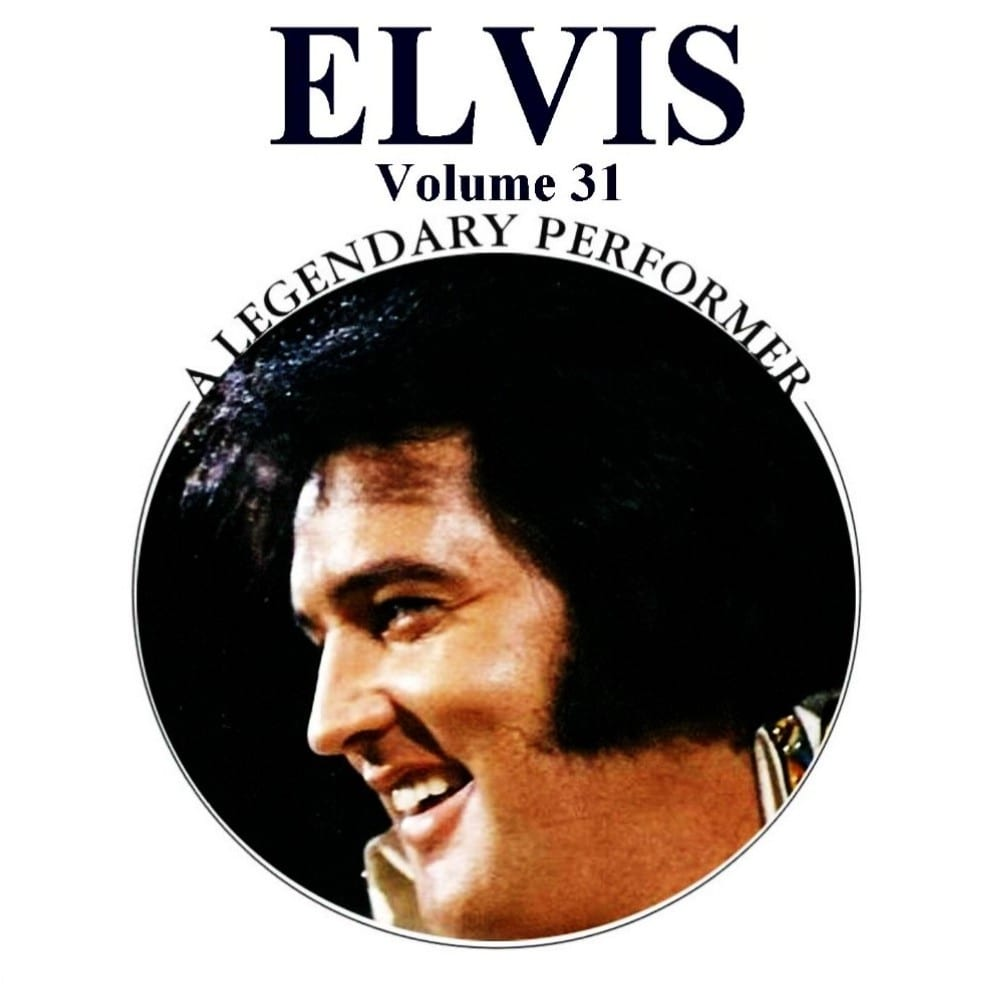 Elvis Presley - A Legendary Performer, Vol. 33 (2014) CD 9