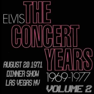 Elvis Presley - The Concert Years, Vol. 2 (1970) CD 49
