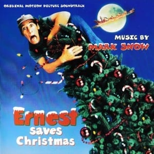 Ernest Saves Christmas - Original Soundtrack (1988) CD 6